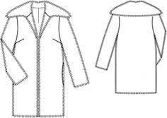 Faux Fur Coat BS 11/2011 116