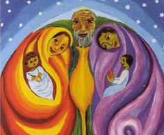 Image result for abraham sarah and hagar