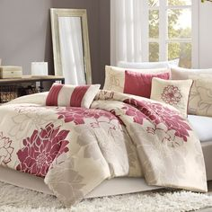 Madison Park Lola 7 Piece Comforter Set | AllModern