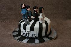 https://flic.kr/p/BKxX51 | Beatles cake