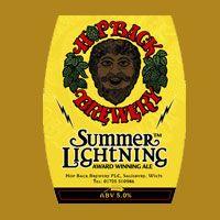 Hop Back Summer Lightning