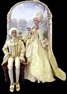 král a královna