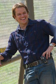 Matt Damon. we bought a zoo.   So cute for an older guy! Marry me?