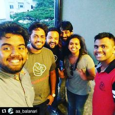 #Repost @aa_balanari with @repostapp  #Reunite #theoldteam  Out of this world feeling :D  #awesometeam #teamspirit #team #videomarketing #videos #woohooo