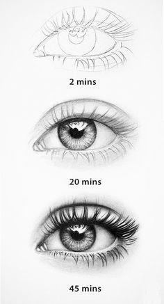 20 Amazing Eye Drawing Ideas & Inspiration · Brighter Craft Source byNeed some drawing inspiration? Here's a list of 20 amazing eye drawing ideas and inspiration. Why not check out this Art Drawing Set Artist Sketch Kit, perfect for practising your Eye Pencil Drawing, Realistic Eye Drawing, Pencil Art Drawings, Art Drawings Sketches, Drawing Eyes, Easy Drawings, Pencil Sketching, Amazing Drawings, Drawing Of An Eye