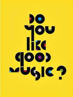 DO YOU LIKE GOOD MUSIC PRINT BY ANTHONY PETERS - Number Fifteen