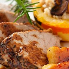 Slow Cooker Pork Tenderloin with Sweet Potatoes and Apples Today's Parent - Recipes