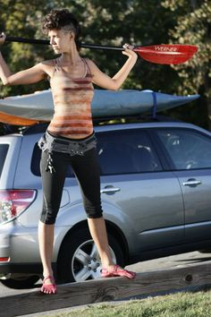 Kayak Sports Bag Hip Belt by stashpack on Etsy