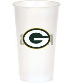 Green Bay Packers NFL Plastic Cups