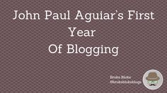 First Year of Blogging is a series of interviews with top bloggers around the globe in various niche markets. As the title suggests these interviews looks back on the blogger