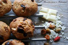 Biscoitos de Bagas Brancas, de Goji e Inca