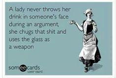 Keep it classy.