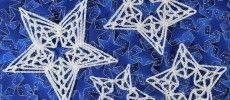Snowflakes   Crochet Free Pattern