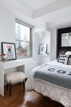 Studio Preto no Branco em Nova York