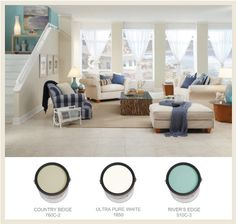 Considering Behr Rivers Edge or one color lighter for the kitchen