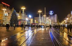 Advent time-Zagreb - Rainy days in Zagreb, but town is still amazing !!!!