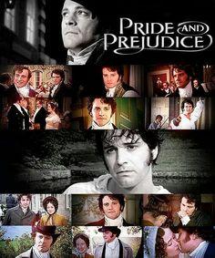 Pride and Prejudice (TV Mini-Series, BBC, 1995) #janeausten #fanart