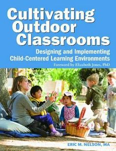 Cultivating Outdoor Classrooms. Transform outdoor spaces into learning environments where children can enjoy a full range of activities as they spend quality time in nature. This book is filled with guidance to help you plan, design, and create an outdoor learning program that is a rich, thoughtfully equipped, natural extension of your indoor curriculum. Available from Campbelltown and Miller campus libraries. #childcare #outdoorlearning #play #EYFS