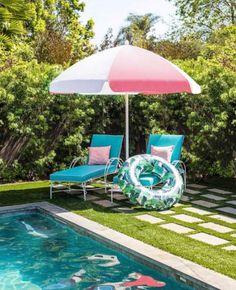 Gray Malin Backyard Inspiration