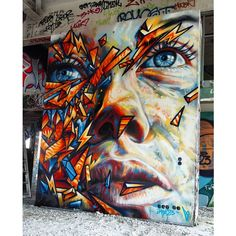 COLLAB WITH BASE23 | art of David Walker