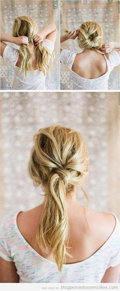 Hey divas, I have a great hair tutorial for you today. It is a post called DIY! Your Step-by-Step for the Best Cute Hairstyles. My Hairstyle, Pretty Hairstyles, Twisted Hairstyles, Hairstyle Ideas, Ponytail Hairstyles, Wedding Hairstyles, School Hairstyles, Flower Hairstyles, Work Hairstyles