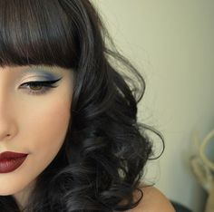 On the lips I used a Melt Cosmetics lipstick in 6six6!
