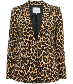 A fashion look from August 2017 featuring brown top, blazer jacket and swim suit tops. Browse and shop related looks. Leopard Blazer, Polka Dot Blazer, Leopard Print Jacket, Cheetah Print, Velvet Blazer, Velvet Jacket, Cotton Blazer, Cotton Jacket, Slim Fit Jackets