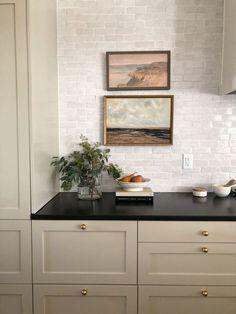 Interior Modern, Kitchen Interior, New Kitchen, Interior Design, Design Interiors, Interior Colors, Art For The Kitchen, Interior Ideas, Kitchen Yellow