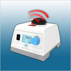 TX4 Digital vortex mixer with IR control