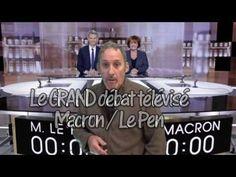 Présidentielles 2017 - le Grand Débat Macron / Le Pen