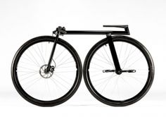 Designed by Joey Ruiter, the ultra compact Inner City Bike