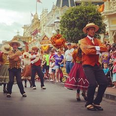 Yeah I'm ready for fall and Halloween at WDW  Who else starts getting excited for Mickey's Not-So-Scary Halloween Party in April?  #tbt to MNSSHP 2014