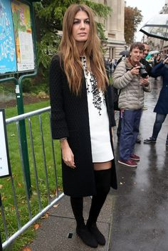 Best Outfit Ideas For Fall And Winter  30 Over-the-Knee Boots Outfit Ideas   Fa