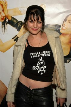 Share your Bing pauley perrette nude