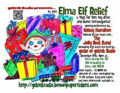 Elma Elf Relief, Charity Dance Event December 19th