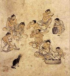 paintings of joseon - Google Search