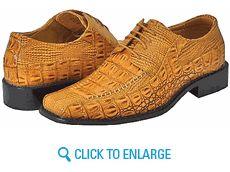 Bolano 1509-044 Mustard Mens Dress Shoes