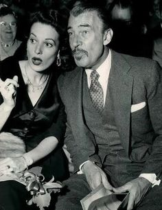 Maureen O'Hara, Walter Pidgeon