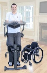 A Home Standing Program When Leaving SCI Rehab? - EasyStand Blog