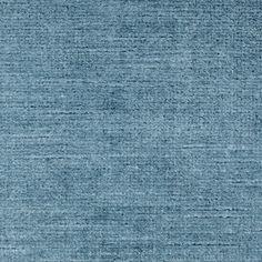Persia linen velvet in azure