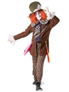 Disney Mad Hatter Costume
