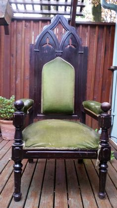 HAND CARVED ANTIQUE MAHOGANY KING S THRONE CHAIR GAME OF THRONES