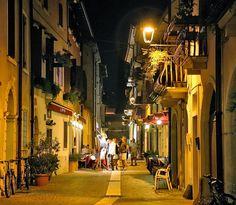 Bardolino at night