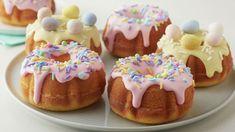 All the Best Easter Recipes Betty Crocker, Mini Tortillas, Bunt Cakes, Cupcake Cakes, Cupcake Recipes, Dessert Recipes, Tube Cake Pan, Tapas, Cake Calories