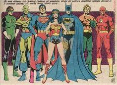 Justice League Of America!