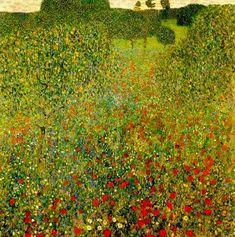클림트 (Klimt, Gustav, 1862-1918)After the Rain (1899)Beech Forest (1902)Pear Tree (1903)Poppy Field (1907)schlob kammer at lake atter (1908)(1910)schlob kammer on the attersee (1910)십자가 (1911-1912)Avenu