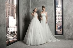 Vestidos de noiva perfeito.
