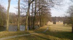 Am Hüttenteich in Olbernhau