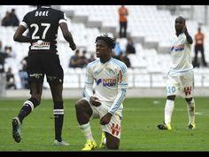 Ligue 1 - 36e journée - l'OM se sauve à Angers