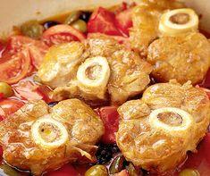 Bistecca alla fiorentina (T-Bone-Steak) T Bone Steak, Casserole Recipes, Carne, Potato Salad, Shrimp, Meat, Ethnic Recipes, Food, Tomato Paste